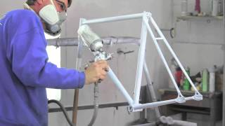 How to Paint / Restore your Bike Part 2