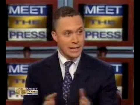 David Gregory mentions Brian Riedl of The Heritage...