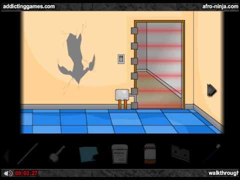 Escape #4 The Bathroom (official walkthrough/commentary)
