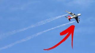Dlaczego piloci zrzucają paliwo?