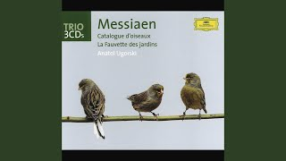 Messiaen: Catalogue d