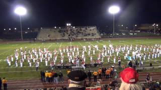 Pennsbury High School Marching Band - 2013 Homecoming