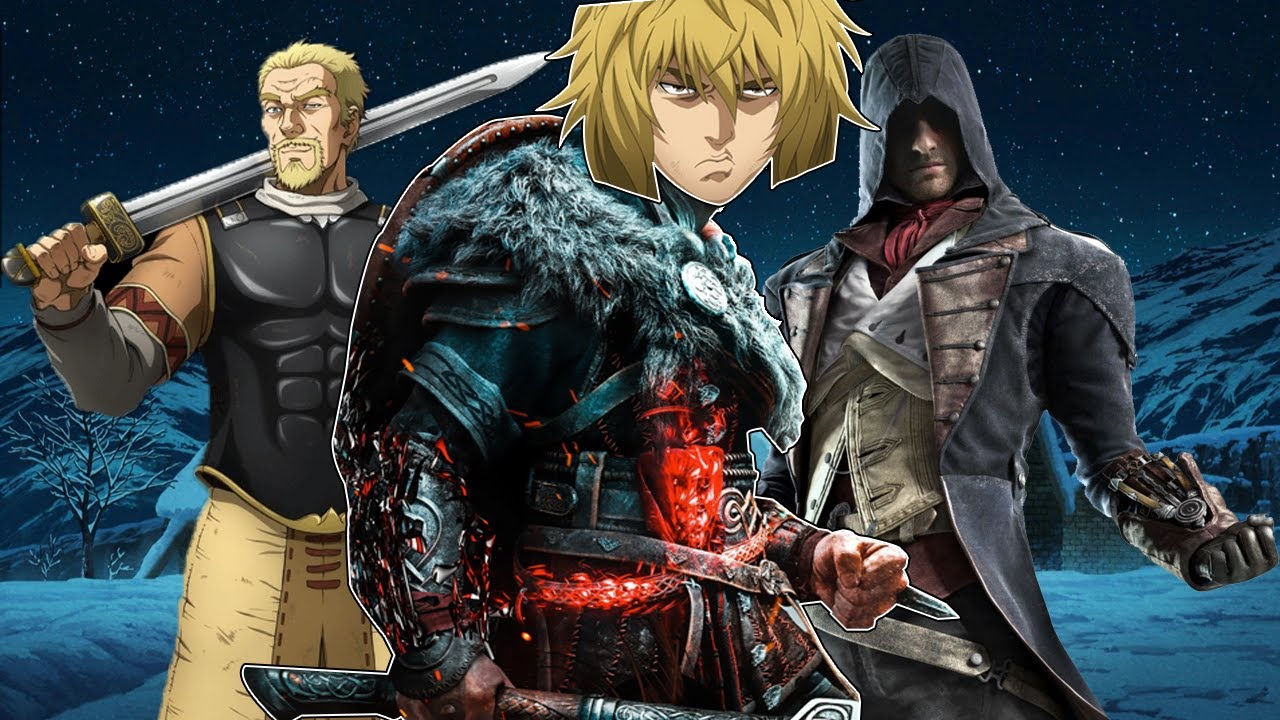 VINLAND SAGA GAME! The Closest We Will Get To A Vinland ...