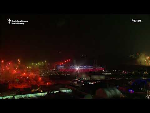 Winter Olympics Get Under Way With Opening Ceremony