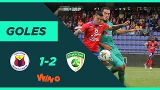 Pasto vs. La Equidad (1-2) Liga BetPlay Dimayor 2020-1 | fecha 7