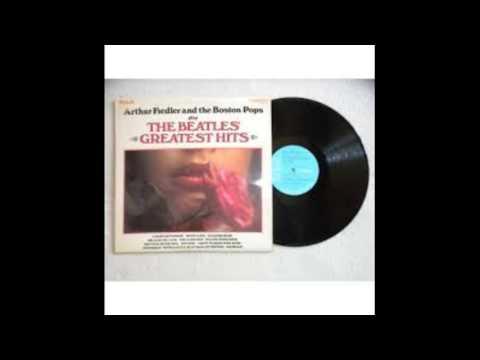 Arthur Fiedler And The Boston Pops – Play The Beatles' Greatest Hits - 1971 - full vinyl album