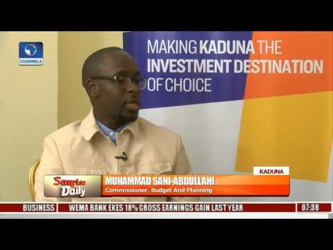 Kaduna State Is A Choice Destination For Investment -- Muhammad Sani-Abdullahi