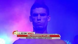 Charlie Ontiveros VS Michael Page