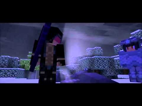R.I.P Aaron - I miss you (Aaron) Minecraft Diaries (Music Video)