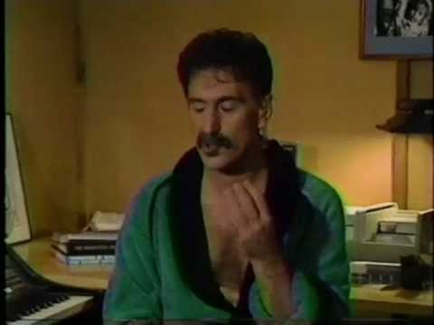 Frank Zappa - At Home With Frank Zappa, 1989