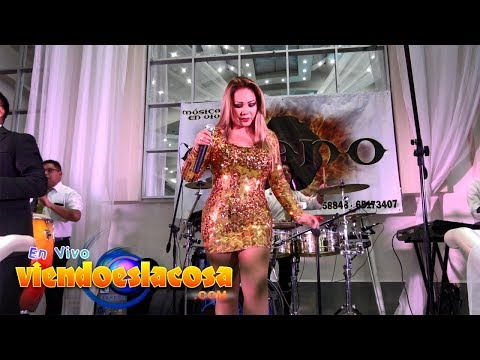 VIDEO: Grupo Ebano - Mix De Selena Quintanilla Éxitos  en Vivo