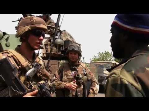 Centrafrique : quand Panthère désarme la route de l'ouest (#JDEF)