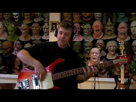 Don't Pull Your Love Bass Cover