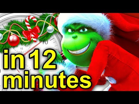 The History Of The Grinch   A Brief History