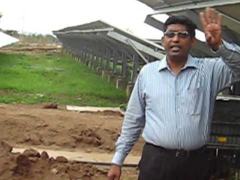 Solar Power Plant, Guntur, India – Shri shakti RES