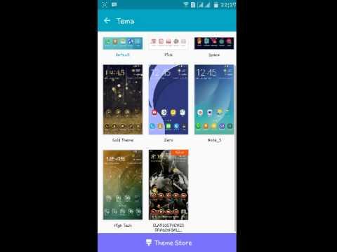 Скачать Бесплатно Темы На Андроид Самсунг Галакси J5 - фото 4