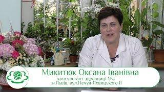 Микитюк Оксана Іванівна. Здравниця №4, м.Львів