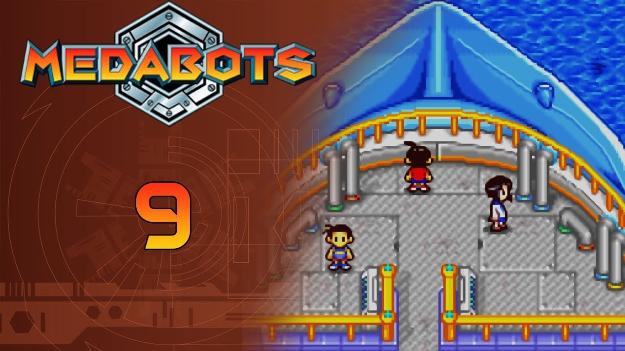To Medabot Island! - Medabots Metabee Version #9