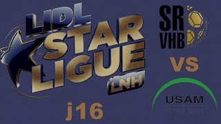 Saint Raphaël VS Nîmes Handball LIDL STARLIGUE j16