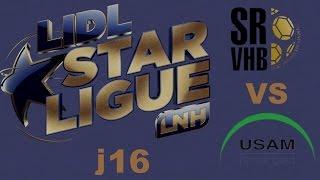 Saint Raphaël VS Nîmes Handball LIDL STARLIGUE j16