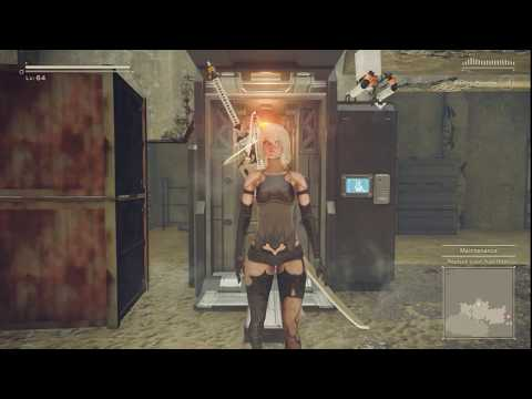 Nier Automata - This Is What Happen If You Kill Pascal