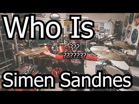 WHO IS SIMEN SANDNES???