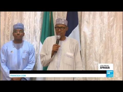 Nigeria : l'état de santé du président Muhammadu Buhari pose question