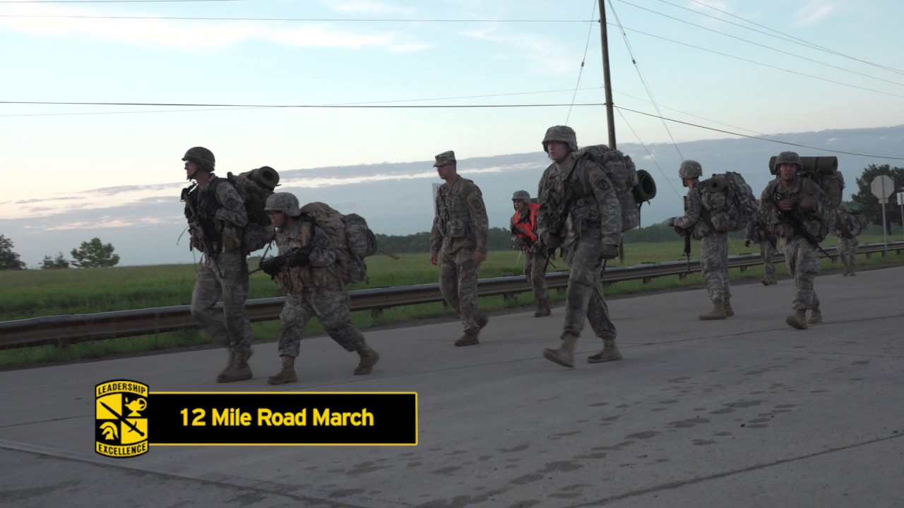 Advanced Camp | U S  Army Cadet Command