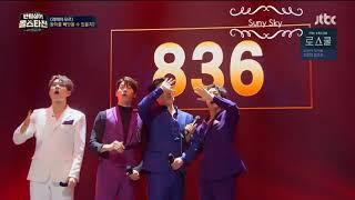 레떼아모르 점수는??? #팬텀싱어올스타전  #JTBC2…