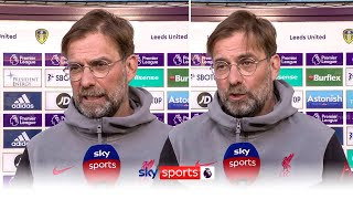 """My opinion didn't change"" 