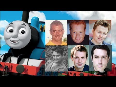 Comparing the Voices of Thomas the Tank Engine