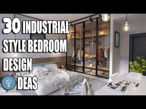 30-industrial-style-bedroom-design-ideas