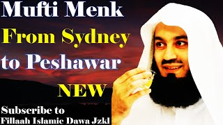 From Sydney to Peshawar ~ Mufti Ismail Menk   19 Dec 2014!!!
