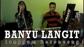 Banyu Langit Versi Langgam Keroncong Yamaha PSR S 970 MP3