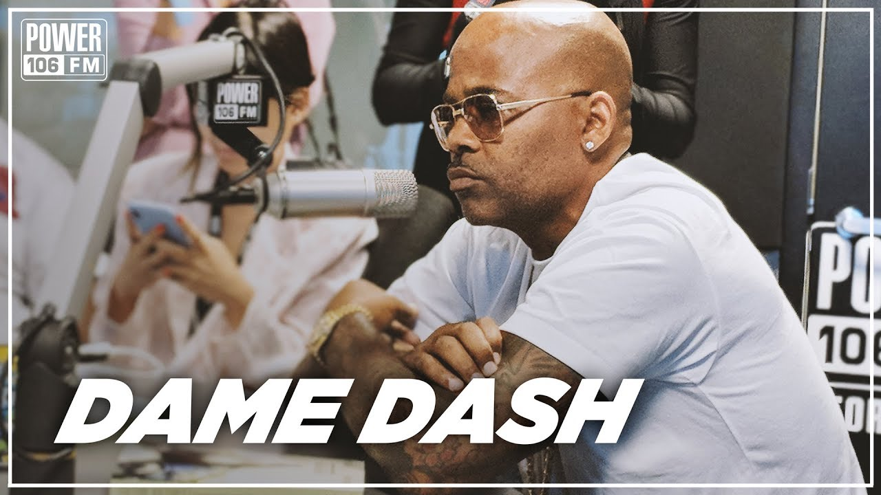"""Dame Dash """"Lee Daniels Robs From the Culture to Make Money"""""""
