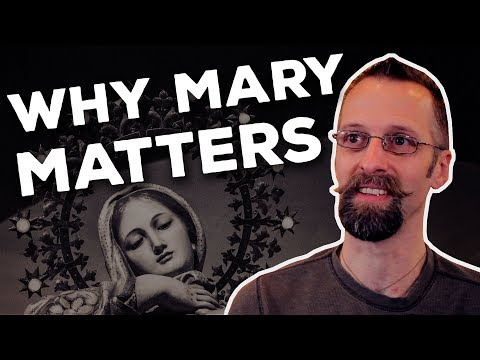 Insights - Mary as Queen and Mother - Seth Paine