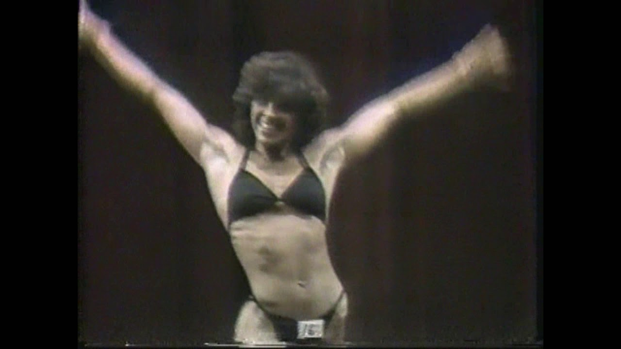 Delaware - 1981 Youtube Building Body 12 Williams 11 Champion Women's Cindy