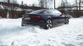 Audi S5 Sportback 2018 // Anton Avtoman