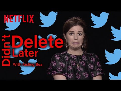 WTF Was She Talking About? Aisling Bea Reads Her Old Tweets | Netflix