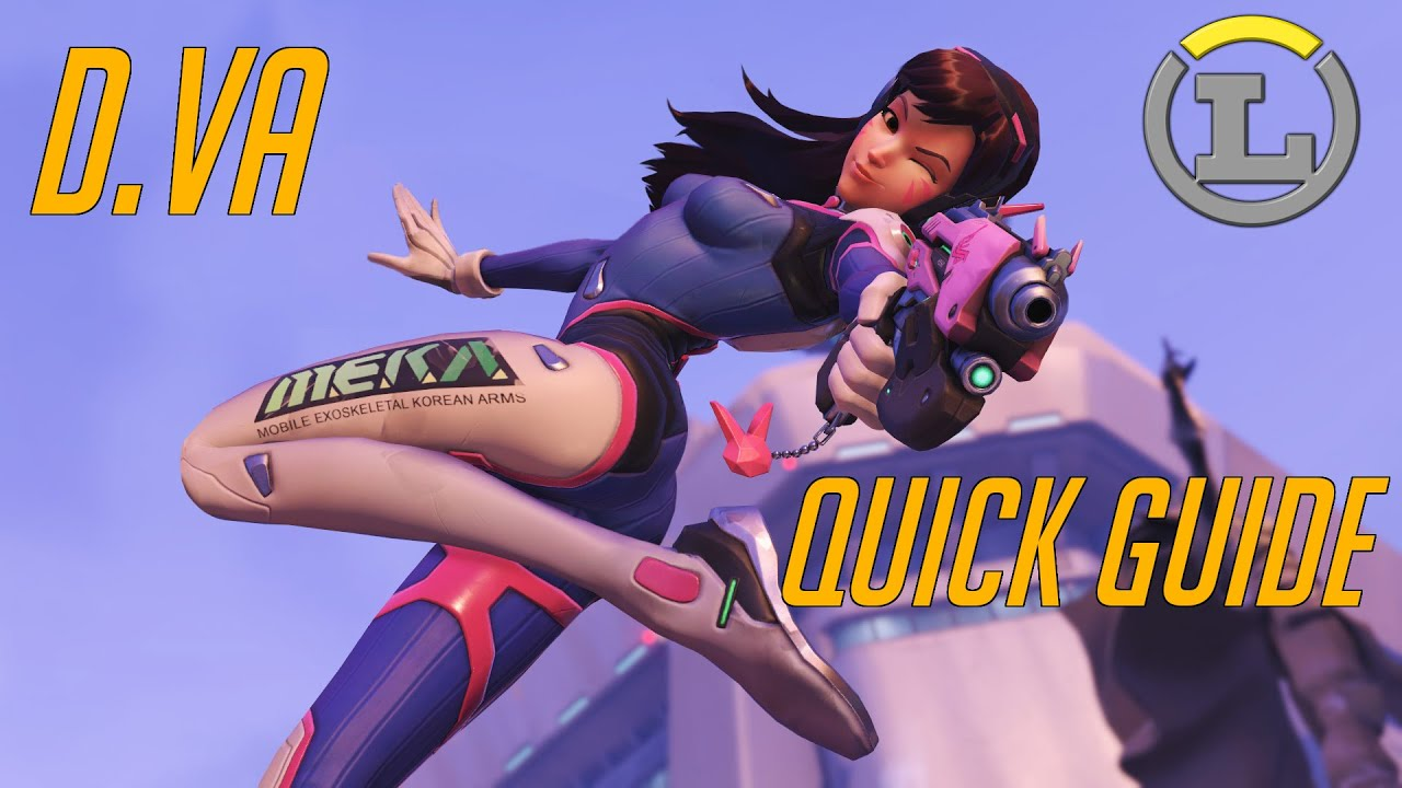 diva overwatch how tall
