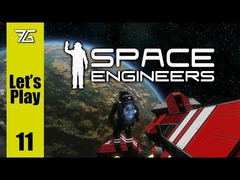 Space Engineers - Ep 11 Advanced Refineries