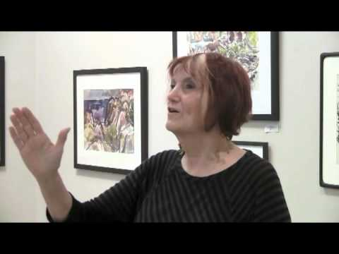 Arts Journal Gallery Talk #3   Peggy Coe