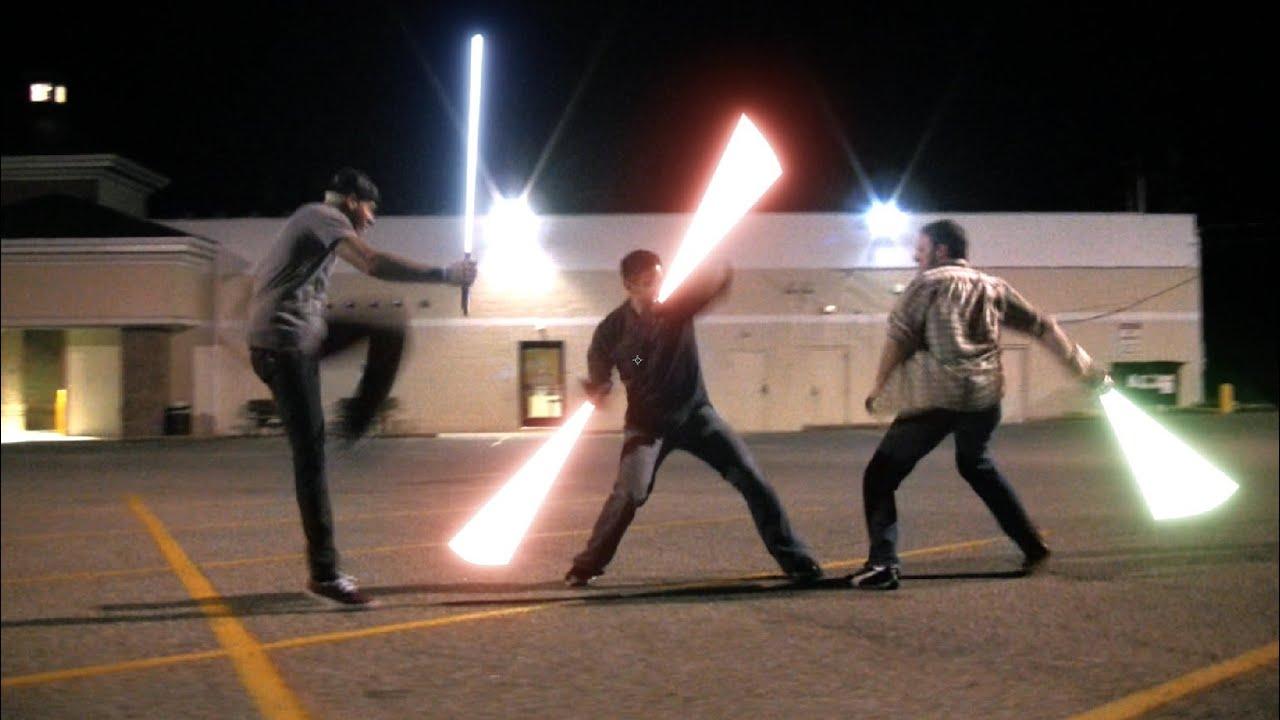 ferocity lccx s winning lightsaber duel youtube
