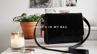What's In My Everyday Bag | Gemary