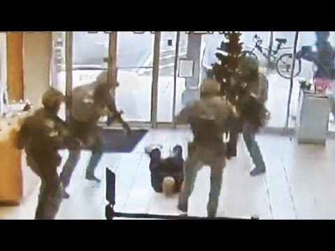 Dramatic Hostage Situation In Florida Credit Union