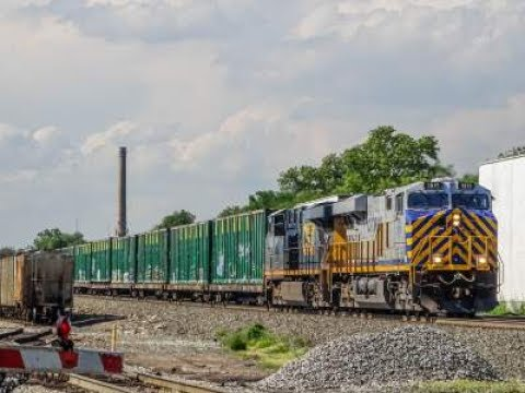 River Line Railfanning Series - Video Four: New Locations, Cowl Unit Leader, a Flat Spot and More