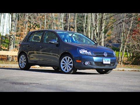 2013 VW Golf S Mk VI review