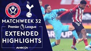 Sheffield United v. Tottenham   PREMIER LEAGUE HIGHLIGHTS   7/2/2020   NBC Sports