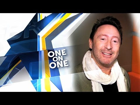 One on One: Julian Lennon Releases Book Touch The Earth