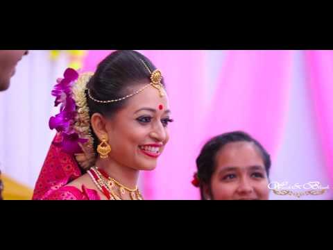 Assamese Cinematic Wedding Highlight, Partha Weds Ankita, by Wink & Blush Wedding